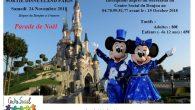 Le Centre Social La Farandole organise sa deuxième sortie famille de l'année : Le samedi 24 novembre direction Disneyland Paris (le grand parc et la parade de Noël) Inscriptions auprès […]